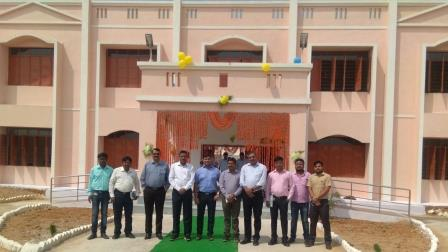 Tata Steel-constructed Adarsha Vidyalaya inaugurated in Sundargarh district
