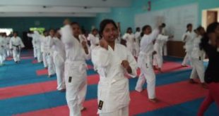 129 girls from BTCD slums inducted for self-defence training