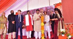 Petroleum Minister inaugurates interpretation centre at Konark Sun Temple