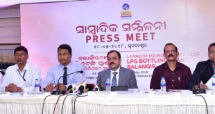 Odisha will have 7 LPG bottling plants; BPCL's second at Balangir