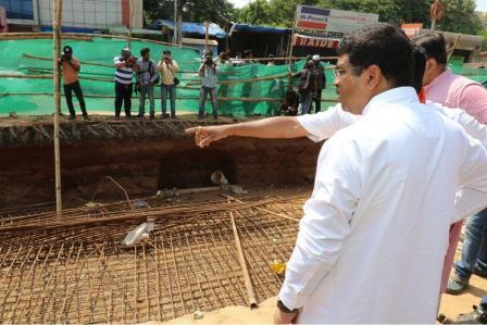 Bomikhal flyover mishap: Dharmendra slams Odisha govt