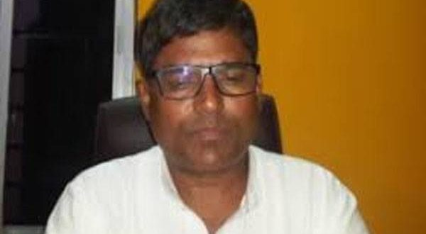 Odisha Congress MLA Krushna Chandra Sagaria embraces Buddhism