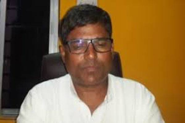 odisha congress mla krushna chandra sagaria embraces buddhism