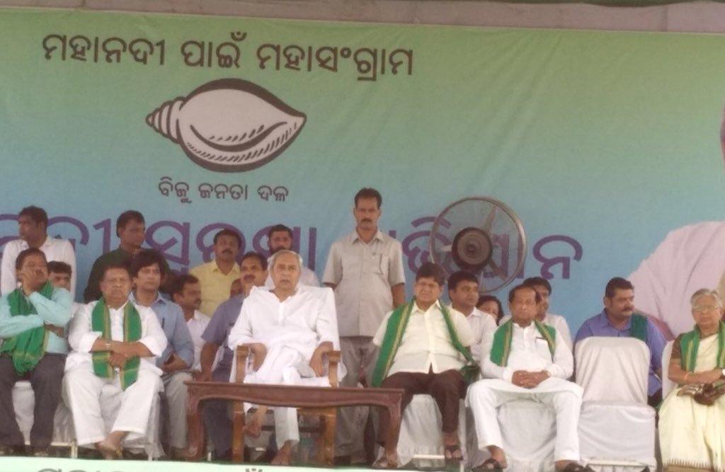 Odisha BJP shedding crocodile tears on Mahanadi dispute: Naveen