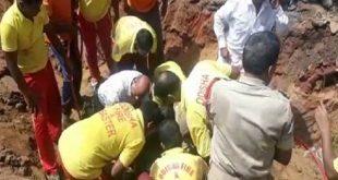 Labourer trapped in drain pipe in Cuttack