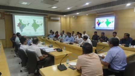 Odisha govt reviews preparedness on pre-monsoon cyclone