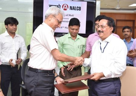 NALCO sets Rs 9350 crore revenue target in 2018-19