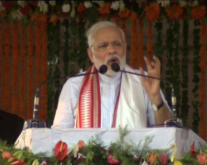 Modi's visit to Odisha: BJP in jubilant mode