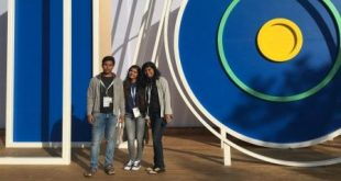 Odisha student attends Google I/O Conference held in Mountain View