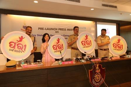 Paree Pain Katha Tiye campaign against child sexual abuse in Odisha