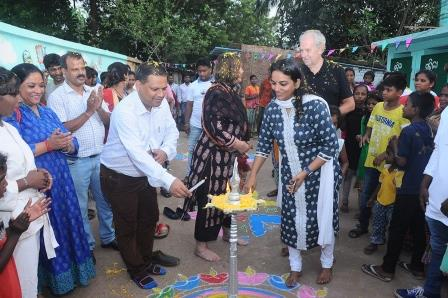 Social initiatives in Bhubaneswar slums impress visiting UN officials