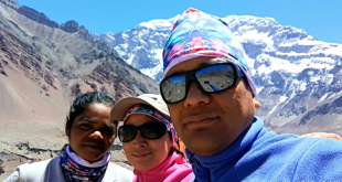 Odisha's Swarnalata Dalai accomplishes Mission Everest 2018