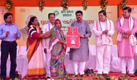 LPG penetration in Odisha reaches 58.55 %