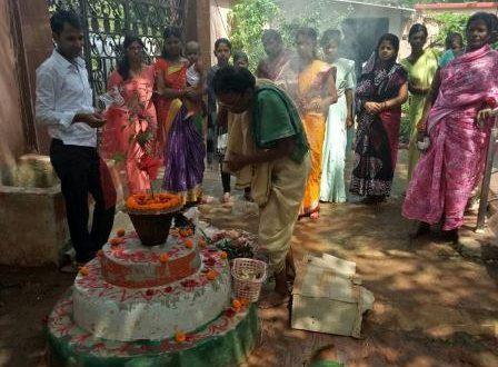 SUH women celebrate 'Savitri' in Odisha