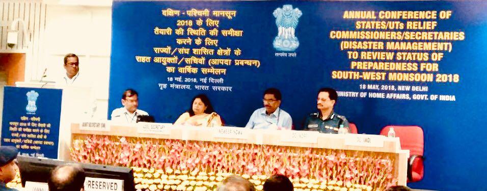Odisha shares best disaster management practices