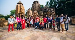 On World Bicycle Day, city cycle enthusiasts join Ekamra heritage walkers