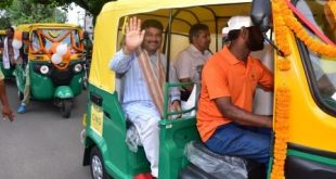 2 CNG stations inaugurated in Cuttack by Dharmendra Pradhan