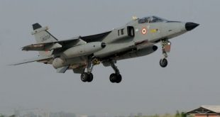 IAF Jaguar fighter crashes in Gujarat's Kutch, pilot killed