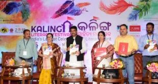 5th edition of Kalinga Literary Festival inaugurated in Odisha
