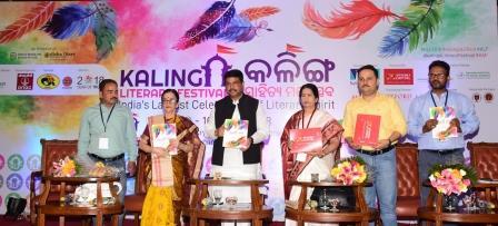 5th edition of Kalinga Literary Festival inaugurated in Odisha
