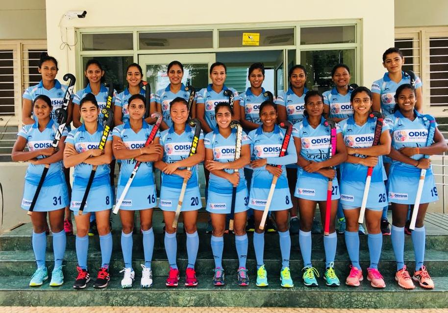 Four from Odisha selected for Hockey Women's World Cup in London