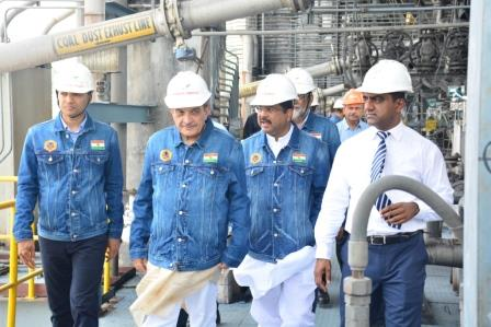 JSPL gasification