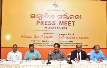 Dharmendra Pradhan to launch CNG supply in Cuttack