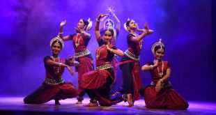 Promising dancers of Srjan enthral audience