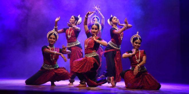 Promising dancers of Srjan enthral audience