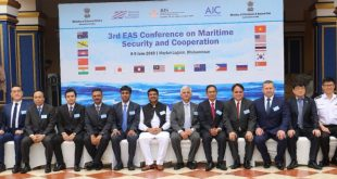 Dharmendra Pradhan at third East Asia Summit