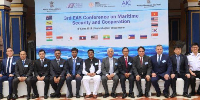 Dharmendra Pradhan at third East Asia Summit