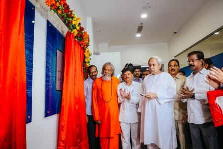 Odisha CM inaugurates Bhubaneswar Operations Centre