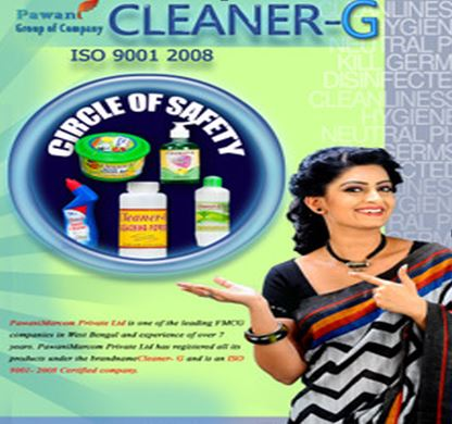 Cleaner-G hits retail markets in Odisha, West Bengal