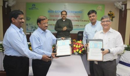 Tata Steel inks pact with CTTC for skill enhancement training of employees