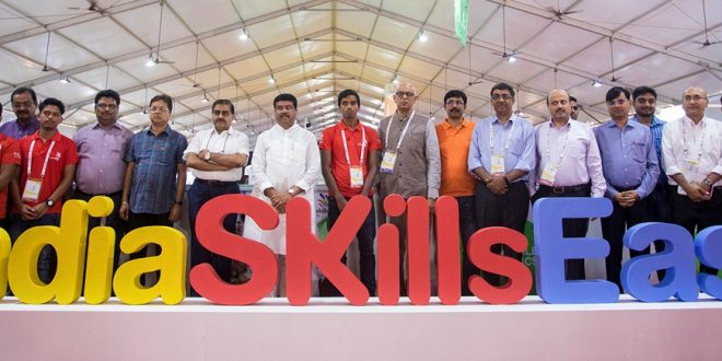 Bhubaneswar hosts IndiaSkills Regional Competitions 2018