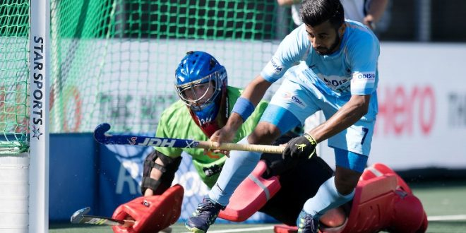 Australia lift Rabobank Men's Hockey Champions Trophy defeating India