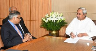 Naveen asks Tata Group to set up Defence Manufacturing Cluster in Odisha