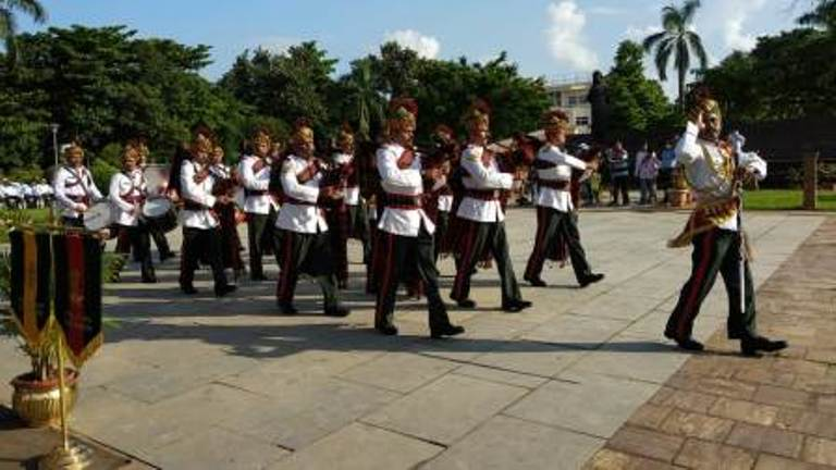 Army Band show at IG Park becomes a crowd puller