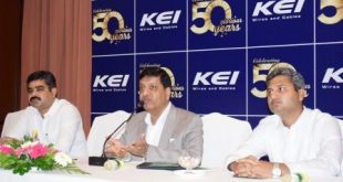 KEI Industries targets Rs 200 cr retail business by 2020-21 in Odisha