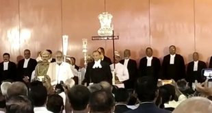 Kalpesh Satyendra Jhaveri sworn in as Orissa HC chief justice