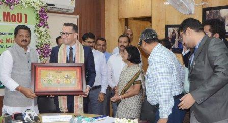 MoU signed for Malaria free Odisha