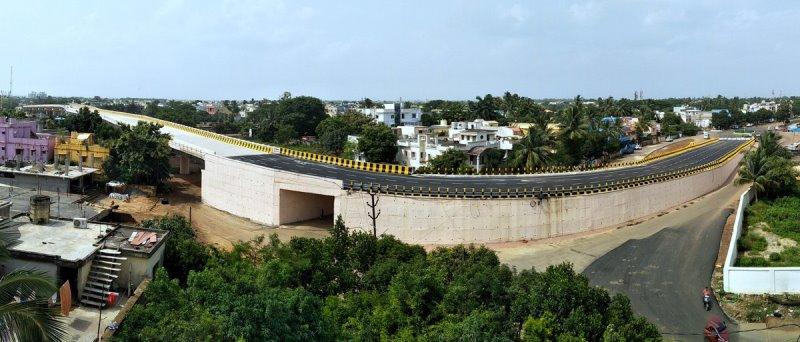 Odisha CM inaugurates Pokhariput over-bridge