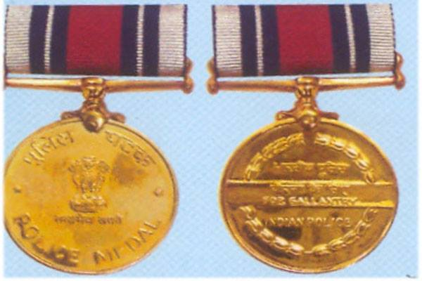 29 from Odisha named for Police Medals
