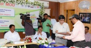 Odisha govt inks MoU for upgrading deaddiction centres