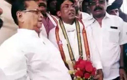 Senior journalist Satya Prakash Nayak joins Congress