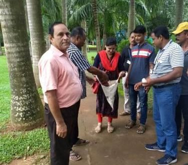 BDA creates awareness on 'no to plastic' in parks