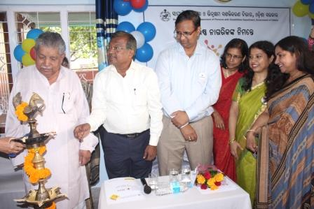 Anand- Odisha's first state-supported multi-activity centre for senior citizens