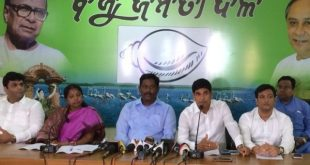 BJD to protest fuel price hike across Odisha from Sept 7-9