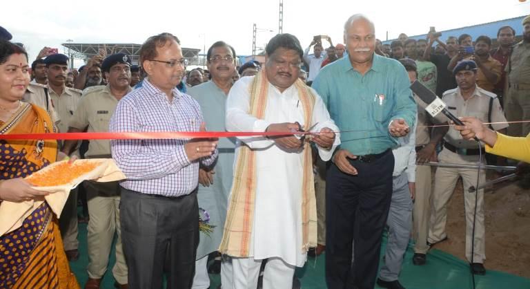 Station building, foot over-bridge inaugurated at Bhadrak Railway Station