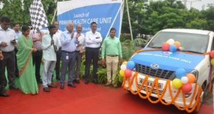 Bhushan Steel launches Primary Health Care Unit for periphery villagers